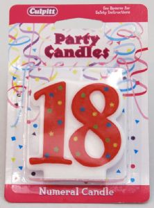 18 Candle